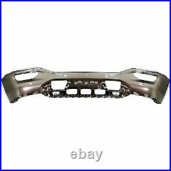 NEW USA Made Chrome Front Bumper For 2016-2018 GMC Sierra 1500 SHIPS TODAY