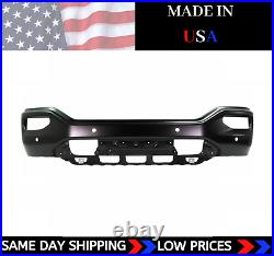 NEW USA Made Front Bumper For 2016-2018 GMC Sierra 1500 SHIPS TODAY