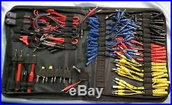 New 94Pcs Auto Test Leads Wiring Assistance Kit With Selection Bag MST-08