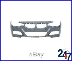 New Bmw 3 Series F30 F31 11-18 M Sport Front Bumper With Pdc And Parking Assist