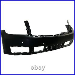 New Bumper Cover Facial Front Chevy Chevrolet Tahoe Suburban GM1000974 23320623