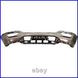 New Bumper Cover Facial Front Lower for GMC Sierra 1500 Truck GM1002867 23243501