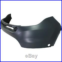 New Bumper Covers Facials Set of 2 Front Lower FO1015112, FO1014108 Pair