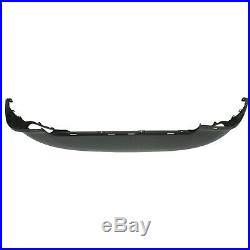 New Bumper Covers Facials Set of 2 Front for Cherokee CH1014112, CH1015119 Pair