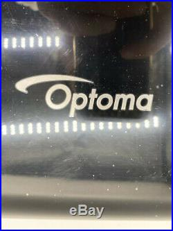 Optoma UHD51A Voice Assistant-Compatible 4K UHD Projector Black