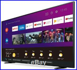 Philips 65 Class 4K Ultra HD (2160p) Android Smart LED TV with Google Assistant