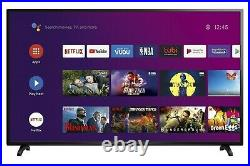 Phillips 50 inch 4K Android Smart TV LED Ultra HD Google Assistant (2DayShip)
