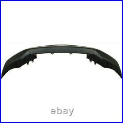 Primed Front Bumper Cover for 2007-2013 Toyota Tundra Pickup witho Park Assist