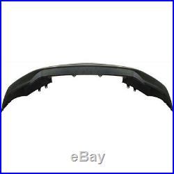 Primered Front Bumper Cover for 2007-2013 Toyota Tundra Pickup witho Park Assist