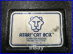 RARE Atari CAT BOX Computer Assisted Troubleshooter for Arcade Games 1981