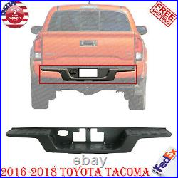 Rear Bumper Step Pad without Parking Sensor Holes For 2016-2018 Toyota Tacoma