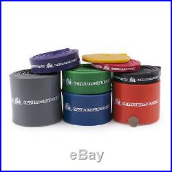 Resistance Bands Valkyrie 3 Band Set Assisted Pull Up Exercise Loop Tube Heavy