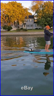 SUP motorizing kit for rigid SUPs Power assist your Paddle Board