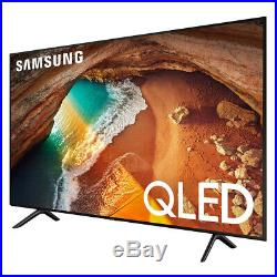 Samsung QN65Q60R 65 QLED 4K Smart TV with Bixby Intelligent Voice Assistant