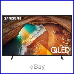 Samsung QN75Q60R 75 QLED 4K Smart TV with Bixby Intelligent Voice Assistant