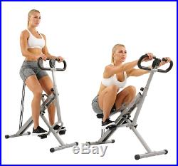 Squat Assist Home Gym Machine, Glutes Exercise, Resistance Fitness Trainer Workout