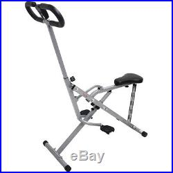 Sunny Health and Fitness Upright Squat Assist Row-N-Ride Trainer NO. 077 Bundle