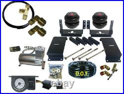 Tow Assist withOn Board Air Management 1994-2002 Dodge Ram 2500 & 3500