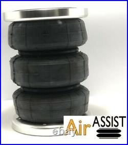 Triple Air Bag spare replacement airbag Load Assist Suspension kit #2503