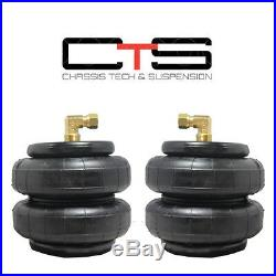 V CHEVY 2500HD 2500 AIRBAG 3/8 ELBOW FIT LOAD ASSIST Ride Suspension