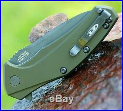 Zero Tolerance DISCONTINUED 0770ODBLK Spring Assist BRK-EXCLUSIVE ZT Knife S35VN