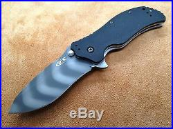 Zero Tolerance ZT350TS Authorized Dealer S30V DLC coating Tiger Stripe ZT0350TS